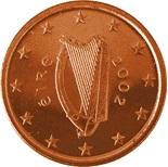 2 cents (other side, country Ireland) 0.02